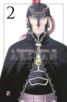 A Heróica Lenda de Arslan - Volume2