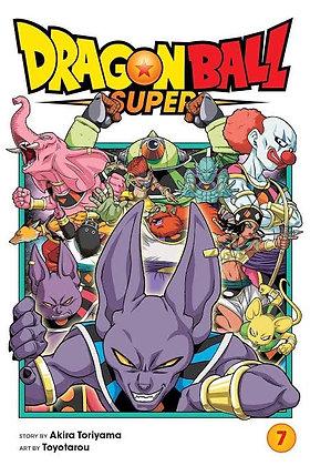 Dragon Ball Super - Volume 7