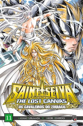 Cavaleiros do Zodíaco The Lost Canvas - Volume 11