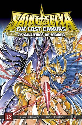 Cavaleiros do Zodíaco The Lost Canvas - Volume 12