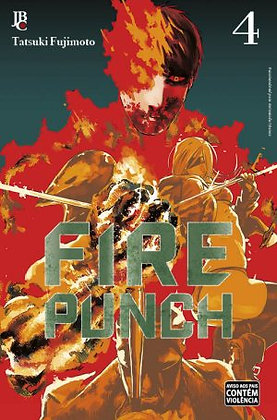 Fire Punch - Volume 4