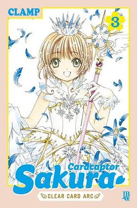 Cardcaptor Sakura Clear Arc - Volume 3