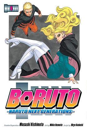 Boruto - Volume 8