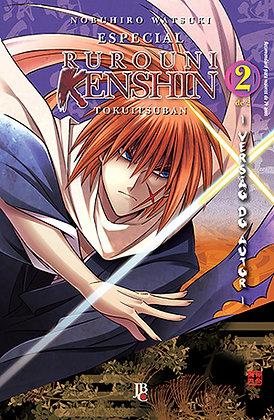 Rurouni Kenshin Edição do Autor - Volume 2