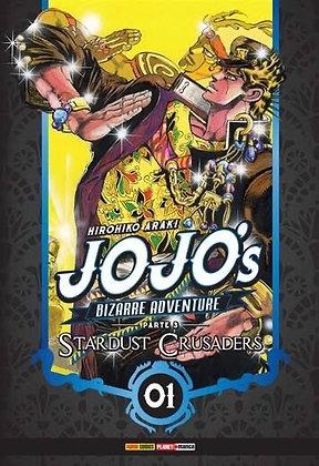 Jojo's - Stardust Crusaders volume 1