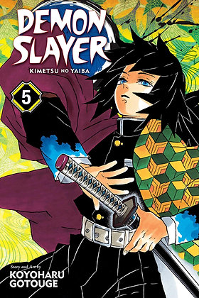 Demon Slayer - Volume 5