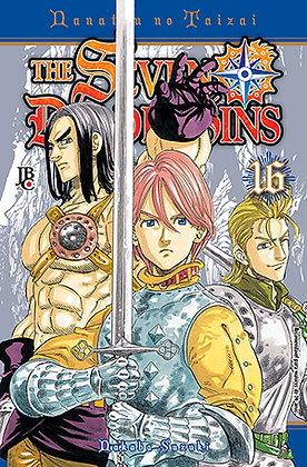The Seven Deadly Sins - Volume 16
