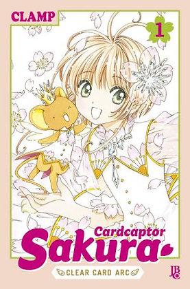 Cardcaptor Sakura Clear Arc - Volume 1