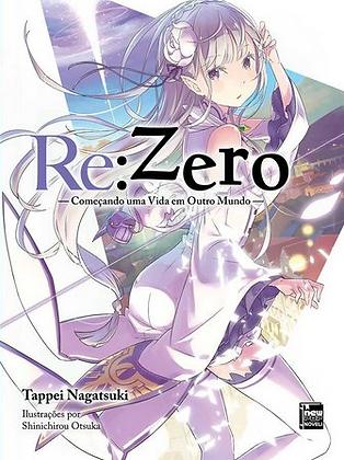 Re: Zero Começando uma vida em outro mundo -Livro 1