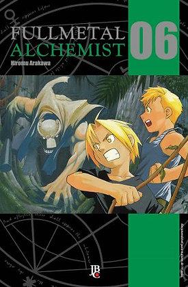 Fullmetal Alchemist -Volume 6