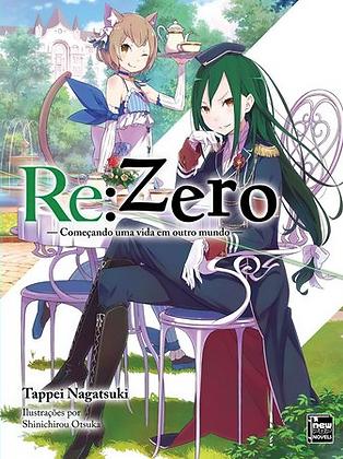 Re: Zero Começando uma vida em outromundo - Livro 5