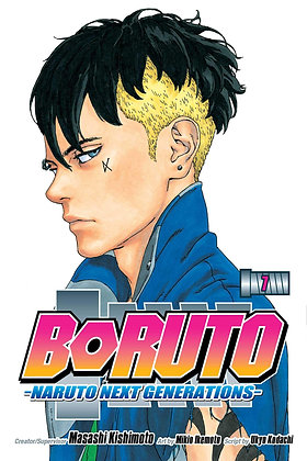 Boruto - Volume7