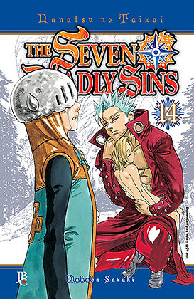 The Seven Deadly Sins - Volume 14