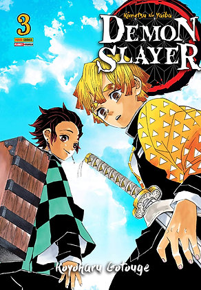 Demon Slayer - Volume 3