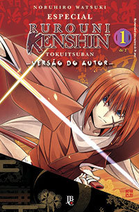 Rurouni Kenshin Edição do Autor - Volume 1