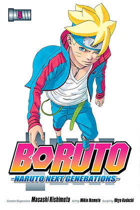Boruto - Volume 5