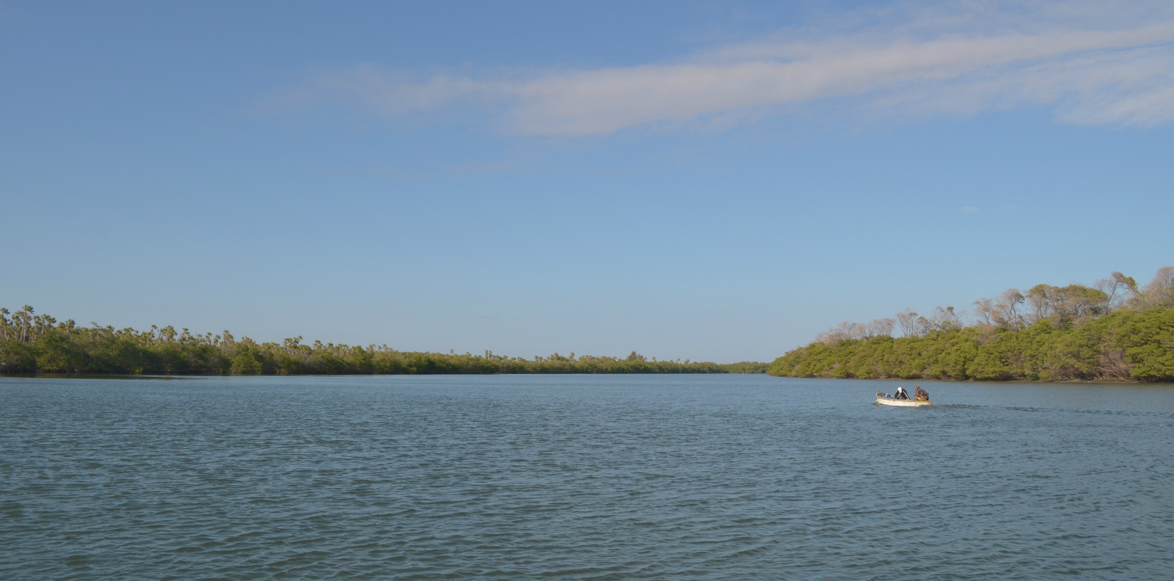 passeio de barco, rio jaguaribe