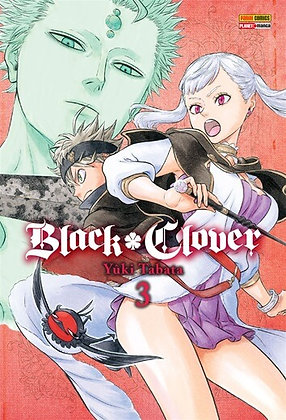 Black Clover - Volume 3
