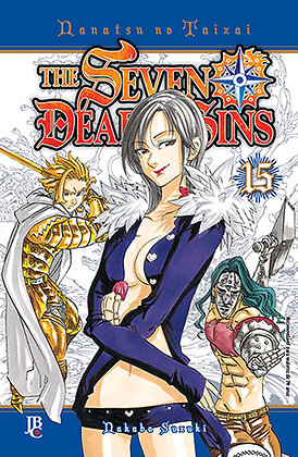 The Seven Deadly Sins - Volume 15