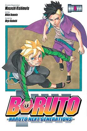 Boruto - Volume 9