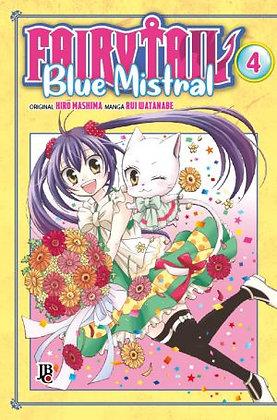 Fairy Tail Blue Mistral - Volume 4