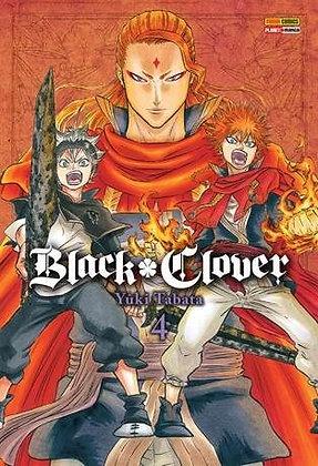 Black Clover - Volume 4