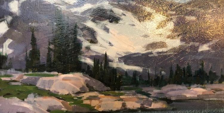 John Hughes | Alpine Lake