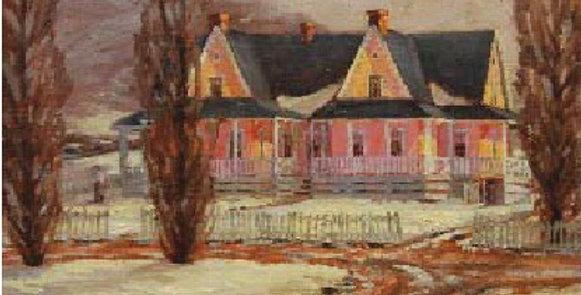 Susan Gallacher   Forest Farm House