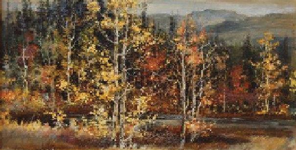 Kathy Wilson | Autumn Landscape