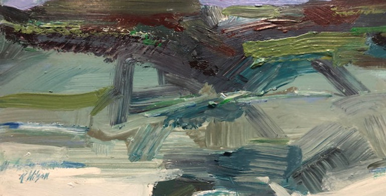 Kathy Wilson | Abstracted Landscape