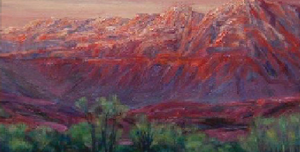 Kathy Wilson | Western Landscape