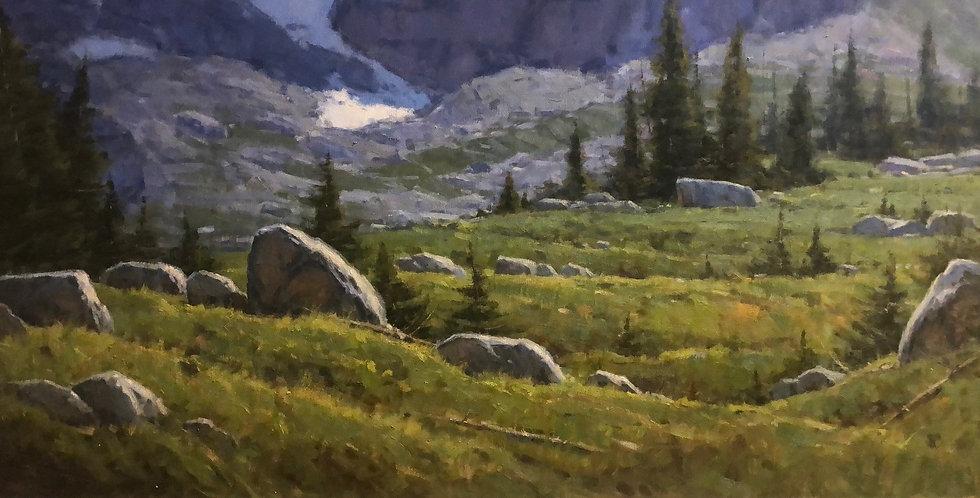 John Hughes   Cascade Canyon