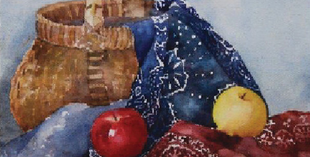 Julaine Whitehead | Fruit and Basket