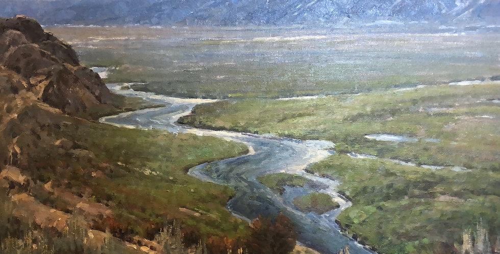 Jim Wilcox | Spring Creek Runoff