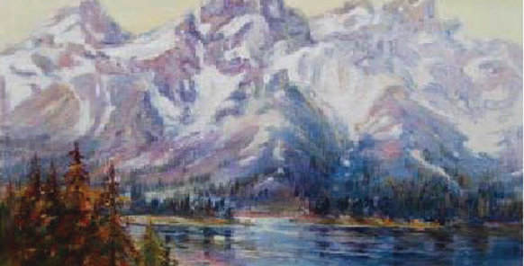 Grayce Cutler | Grand Tetons Landscape