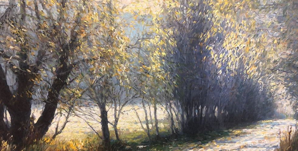Richard Murray | October Afternoon