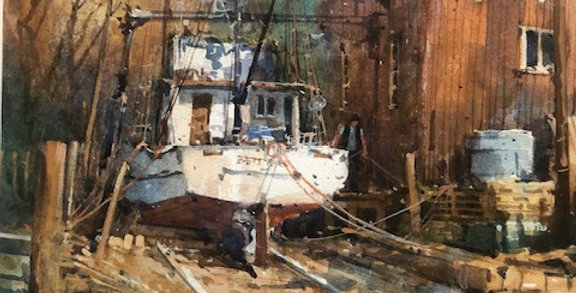 Ian Ramsay | Betty Lou, Drydocked