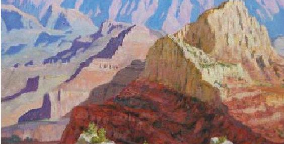 Frank Huff | Canyon Landscape
