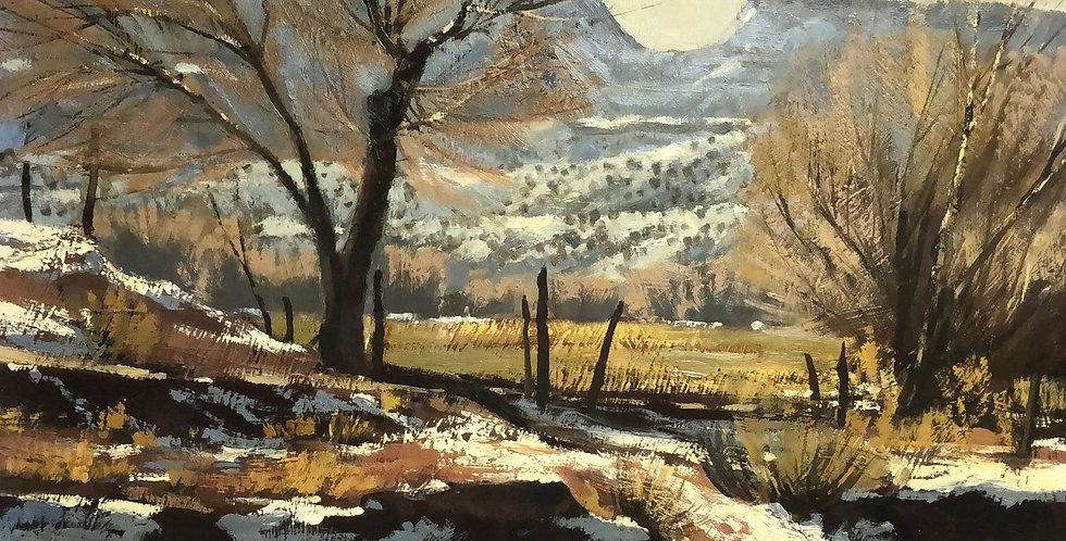 Valoy Eaton | Near Zion