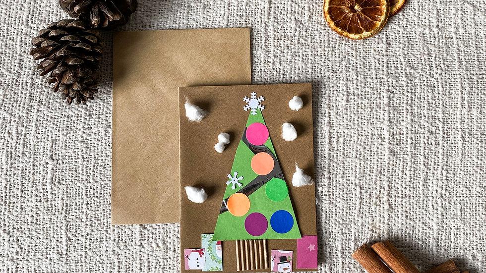 Christmas Card Craft-Along Kit