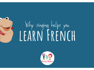 Why singing helps you learn French