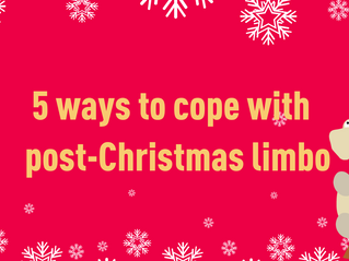 5 tips to cope with post-Christmas limbo with children