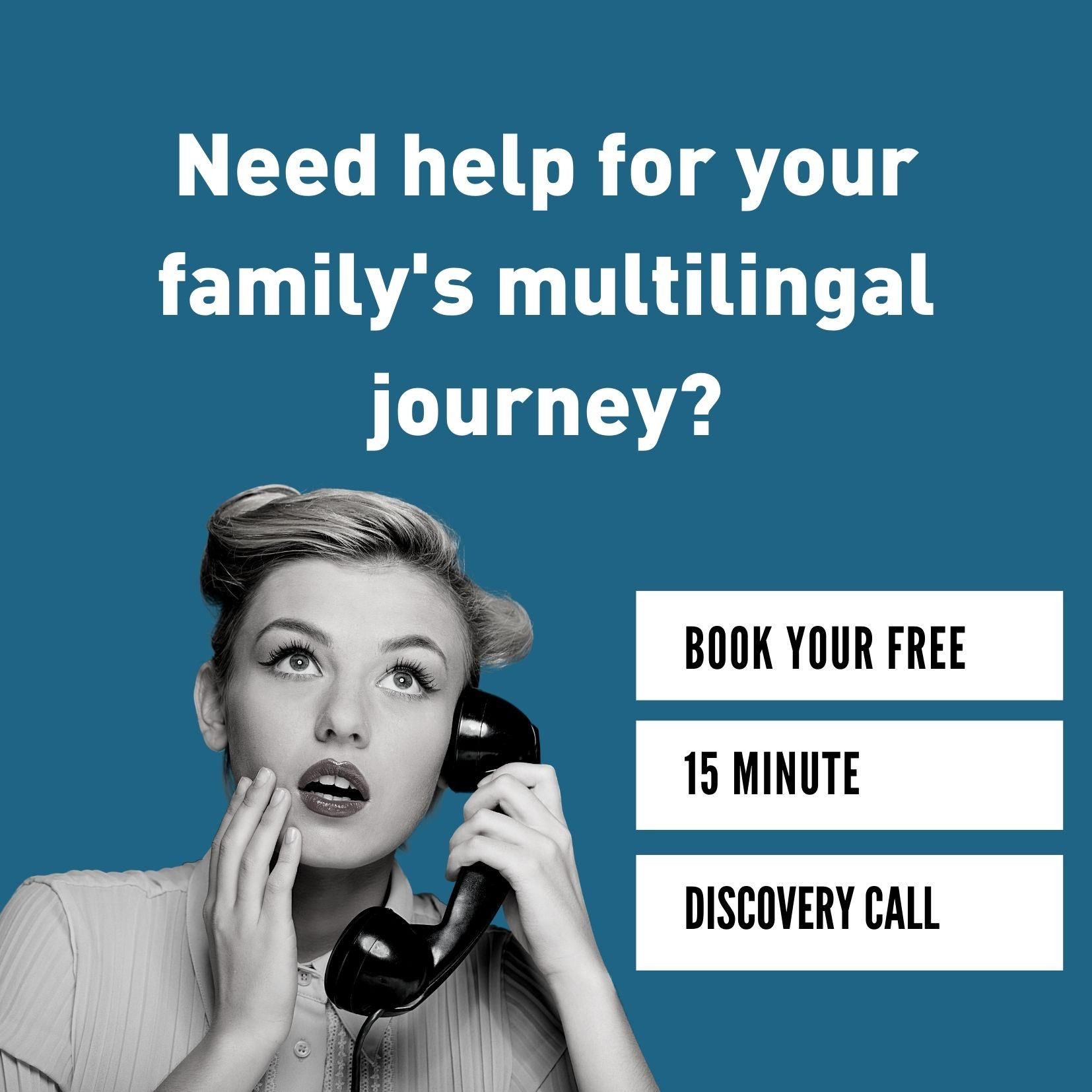 FREE consultation call