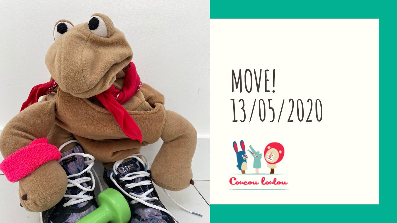 Move! 13/05/2020