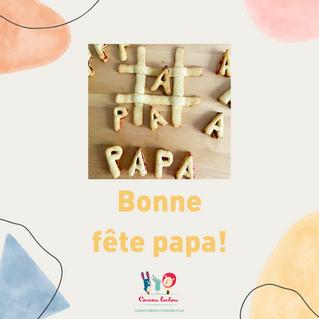 👨🦱🧔👱Bonne Fête Papa !👨🦱🧔👱