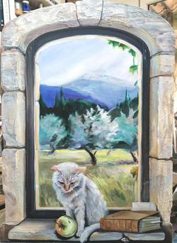 chat blanc CPrivée