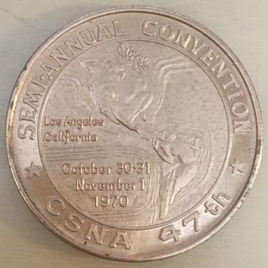 47th Conv., Fall 1970