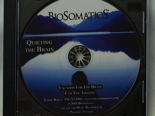 Quieting The Brain-CD