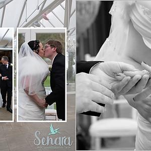 Paris & Gareth Wedding - Beaconside House