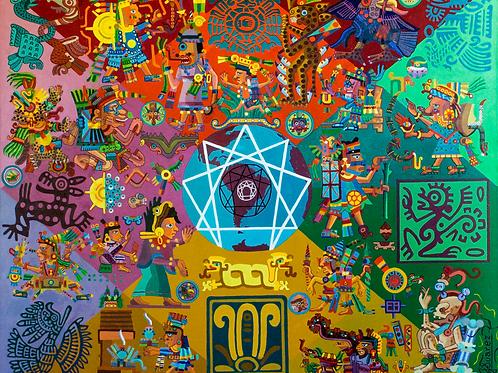 Calendario Maya y Eneagrama